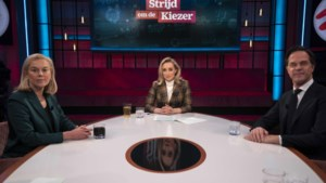 Laatste peiling: VVD levert in, D66 rukt op