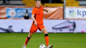 Perr Schuurs gaat met Jong Oranje naar EK