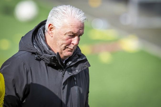 VVV ontslaat trainer Hans de Koning