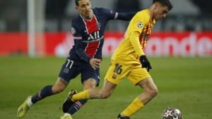 Angel Di Maria bij Paris Saint-Germain gewisseld vanwege 'ernstige privé-omstandigheden'