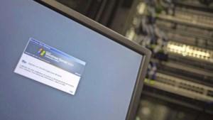 Lek bij Microsoft: honderden servers besmet