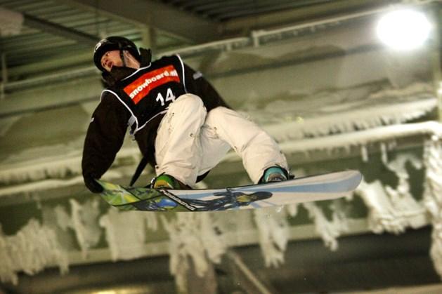 Eerste Belgische Nationale Winterspelen, maar wel in Nederland