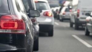 Kort oponthoud op A73 door ongeluk bij Roertunnel