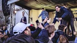 Opnieuw onderzoek naar FvD-campagnefeest: honderden hossen in Westerpark