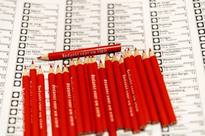 Rode potloodjes belanden afgedankt in de goot of rap op Marktplaats