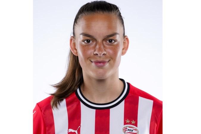 Romée Leuchter uit Schinveld schiet PSV-vrouwen voorbij Ajax