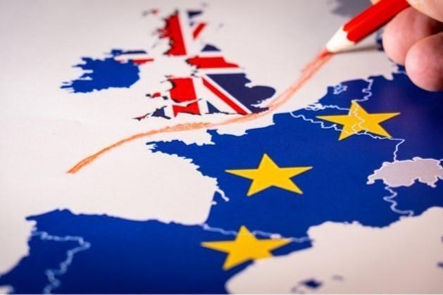 Eurozone exporteerde ruim tiende minder na definitieve breuk met Britten
