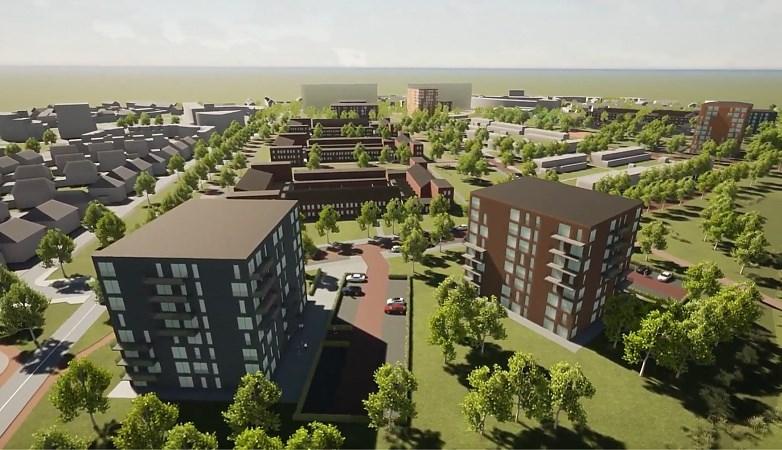 Video: Zo ziet de wijk Rolduckerveld in Kerkrade er in 2035 uit