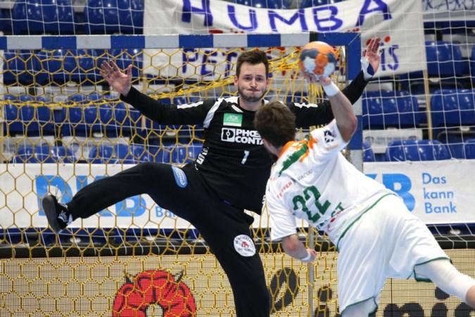 Handbalkeeper Mark van den Beucken uit Beringe dubt in Duitsland over toekomst