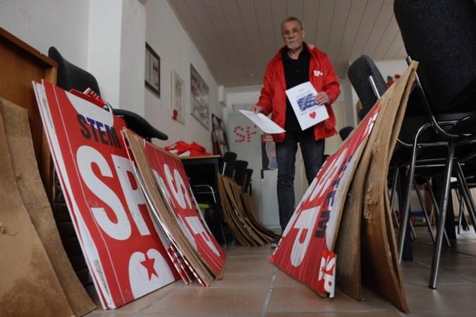 Zelfs VVD is groter in SP-bolwerk Heerlen, maar socialisten gaan na nederlaag gewoon verder met hun corebusiness: actievoeren