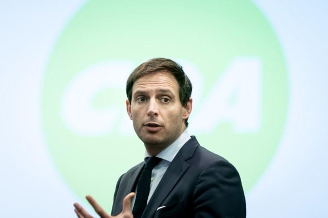 Hoekstra wil door als CDA-leider en vertrouwen kiezer terugwinnen