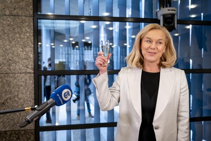 Sigrid Kaag wil nog niet speculeren over coalitiepartners: 'Eerst het wat en hoe en dan met wie'