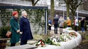 Utrecht herdenkt tramaanslag in plechtige stilte