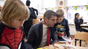 De gezonde basisschool wordt nu ook nog eens groen