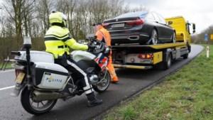 Drie personen opgepakt op A2 na inbraakpoging in Susteren