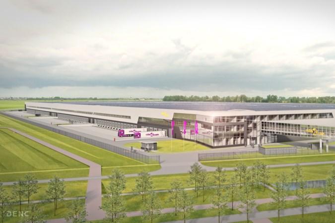 Webwarenhuis vidaXL bouwt nieuw megamagazijn van twintig voetbalvelden groot in Venlo