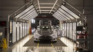 Tesla stopt met afbouwen van auto's in fabriek in Tilburg