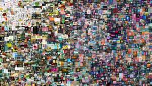 Deze collage zet kunstmarkt op zijn kop: 58 miljoen euro voor digitale kunst, dat is toch waanzin?