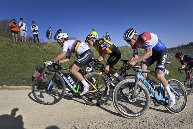 Nieuwe generatie lefgozers heeft lak aan sleetse wielerwetten; krijgen we ook spektakel in Milaan-San Remo?