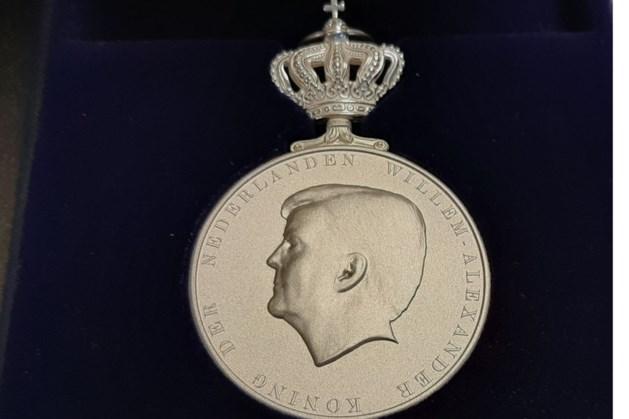 Koninklijke Erepenning voor Mannenkoor RMK1921 Brunssum