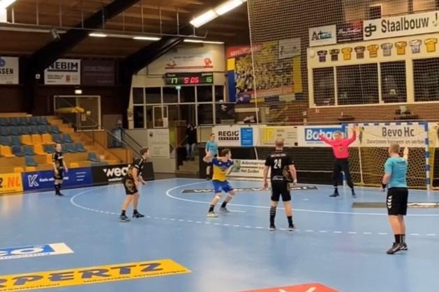 Bevo geeft wedstrijd tegen Aalsmeer onnodig uit handen