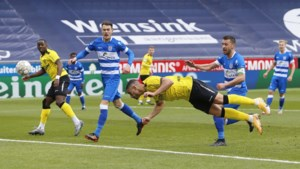 Wittebroodsweken Jos Luhukay na één wedstrijd al voorbij