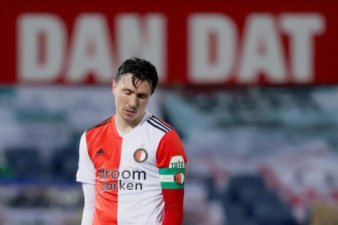 Tweespalt bij Feyenoord, wanhoop bij Advocaat