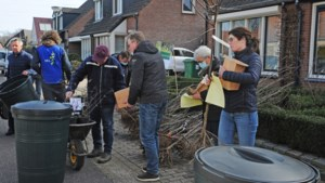 Planten, boompjes en regentonnen zorgen in Belfeld voor enthousiasme en groene verbinding