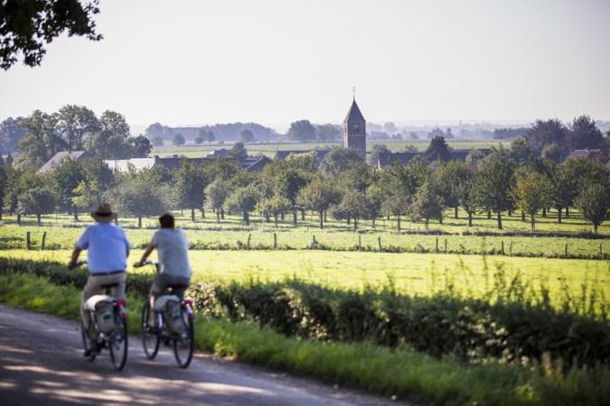 Op verzoek van velen: de Mergelland-fietsroute is terug van weggeweest