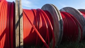 Glasvezel in Catsop voor 5G-mast, inwoners lijken nog even te moeten wachten op snelle internetverbinding