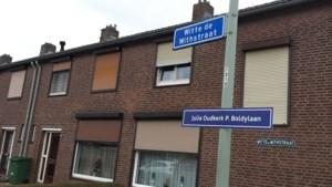 Weinig ophef in Roermondse wijk over 'foute zeehelden': 'Die bordjes hangen er niet lang'