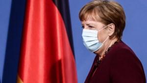 Merkel wil Duitse lockdown voortzetten in april