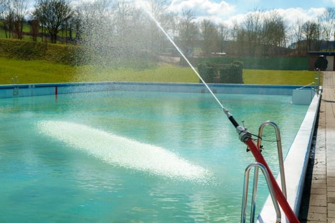 Buitenbaden in Gulpen en Roermond snel open: baantjes trekken voor de doorbijters
