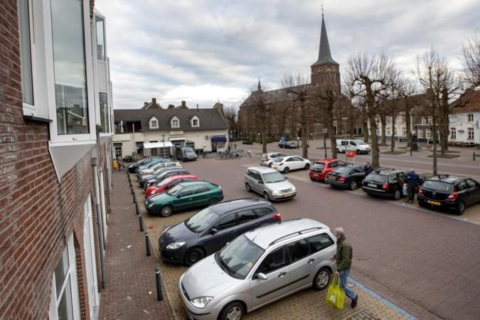 Metamorfose supermarkten in regio Weert; horecaplein op parkeerplaats in Heythuysen