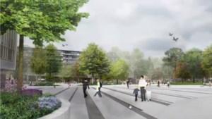 Stadstuin Heerlen verhuist alvast naar Van Grunsvenplein in aanloop naar definitieve groene invulling van dit 'Oostblokplein'