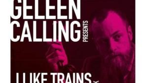Geleen Calling plant sinds lange tijd weer een concert in: I Like Trains in oktober in De Reünie