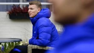 EK-ganger Perr Schuurs zit in een dip bij Ajax: 'Ik accepteer niet zomaar dat ik geen vaste basisspeler meer ben'