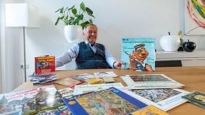 Ger Zwitserloot werkt aan archief van Hoensbroekse carnavalsmuziek