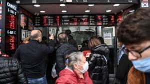 In Turkije ligt een nieuwe valutacrisis op de loer