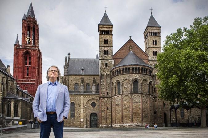 André Rieu is somber: 'Kans op doorgaan Vrijthof-concerten zeer klein'