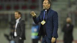 John van 't Schip geniet als bondscoach van Griekenland, 'maar politiek is hier af en toe een dingetje'