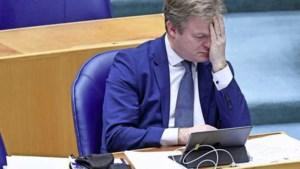 CDA-top maakt zich grote zorgen over Pieter Omtzigt