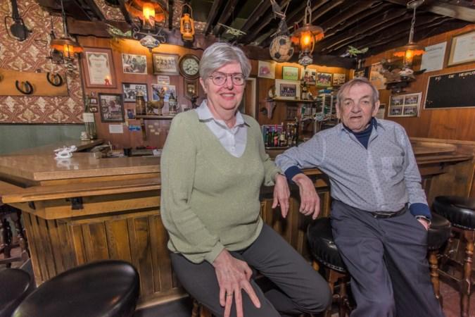 Kasteleinspaar Zef en Mia Cobben: 'geen groot jubileumfeest, maar met een kopje koffie samen op de bank'