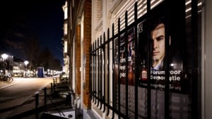 FVD'er Smolders: Baudet was helemaal op na campagne