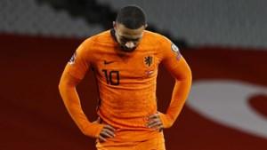 Rapport van Oranje na Turkije - Nederland: 4,8