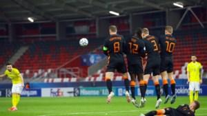 Treffer Schuurs niet voldoende voor overwinning Jong Oranje op EK