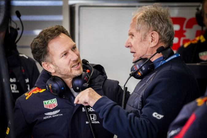 Red Bull-teambaas Horner tempert hoge verwachtingen: niet Verstappen maar Hamilton favoriet