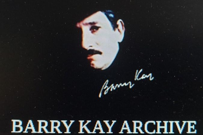 Archief ontwerper Barry Kay naar Kasteel Obbicht