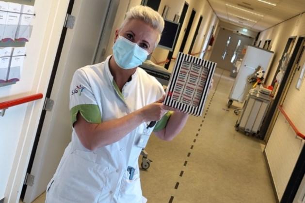 Ahmadiyya Moslim Gemeenschap verrast verpleegkundigen