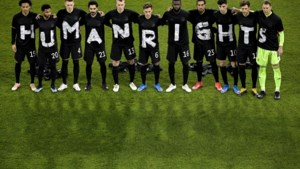 Ook 'Mannschaft' voert actie voor mensenrechten